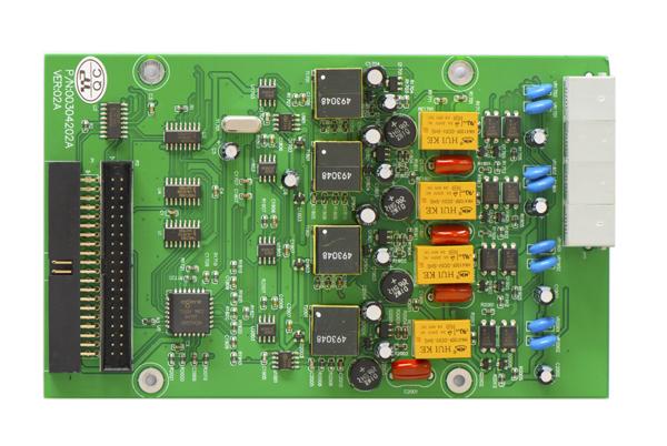 威谱tdmx-2000ex电话交换机